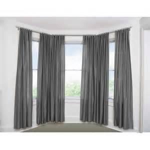 Curtain Rods Corner Windows » Home Design