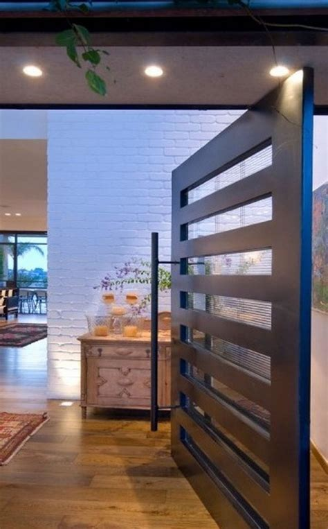 modern wood pivot door wooden front doors door design