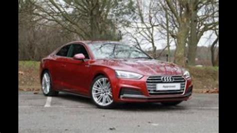 Audi A5 Coupe Rot by Audi A5 Coupe Matador Metallic