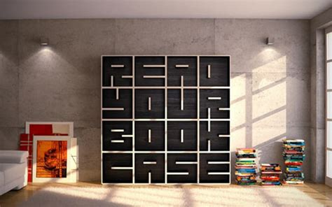 Cool Bookcase cool minimalist bookshelf to read it digsdigs
