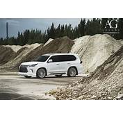AG Luxury Wheels  Lexus LX570 Forged