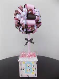 owl baby shower centerpieces baby shower owl centerpiece decoration topiary