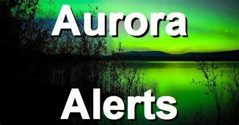 soft serve northern lights aurora alerts