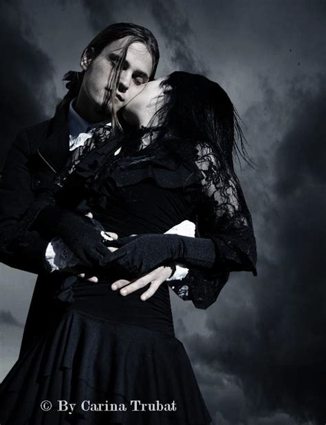 wallpaper gothic couple a gothic romance carinafilth dark picture lover of