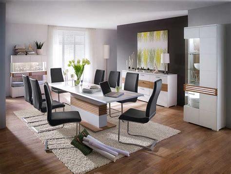 moderne esszimmer esszimmer modern gestalten wei neuesten for wohn esszimmer