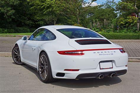 porche 911 4s 2017 porsche 911 4s road test review the car