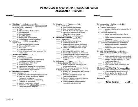 How To Write A Research Paper Using Apa Format Essay Outline On Bipolar Disorder