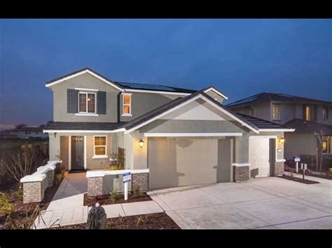 the templeton model home at cambria next new homes