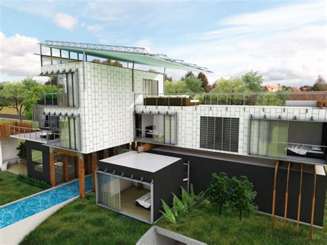 indonesian house design prefab luxury indonesian house architecture blog