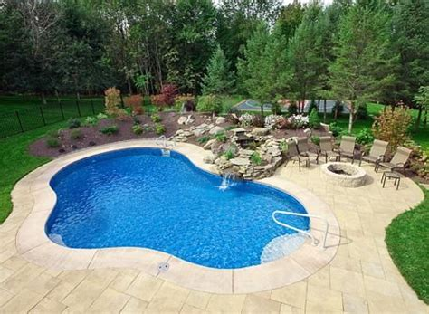 255 Best Images About Backyard Ideas Possible Pool Small Backyard Pools Cost