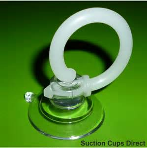 suction cups with finger loop halogen light suction