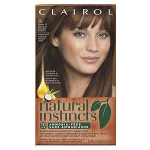 what is the best drugstore permanent haircolor clairol natural instincts demi permanent hair color pecan
