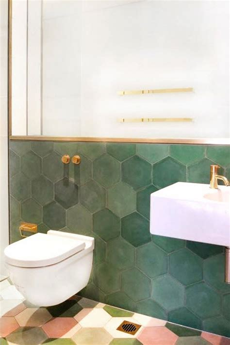green bathroom tiles 40 green bathroom tile ideas and pictures