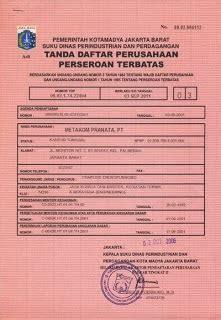 Surat Kuasa Tax Amnesty Badan by Contoh Surat Kuasa Wajib Pajak Badan Contoh Z