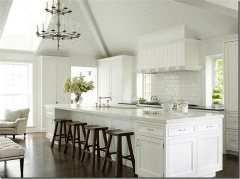 white kitchen ideas pinterest cottage modern why does everyone want a white kitchen