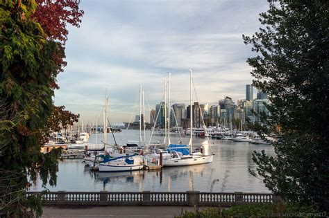 boat trader vancouver bc views from vancouver s coal harbour michael russell