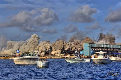florida power light fpl power plant smokestack explosion