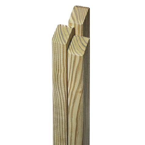 porch banisters shop top choice pressure treated deck baluster at lowes com