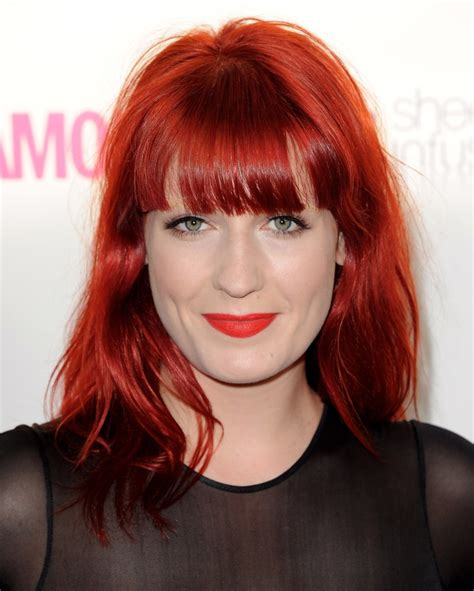 red hair 40s 40 bold beautiful bright red hair color shades
