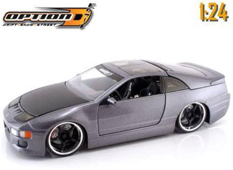Scion Tc White Option D Skala 1 64 1993 nissan 300zx grey option d 1 24 diecast car scale