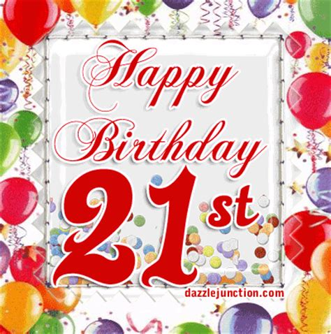 Happy 21 Birthday Wishes Greetings For 21st Birthday Let S Celebrate