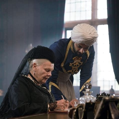 queen victoria and mr brown film dame judi dench looks incredible as queen victoria in new