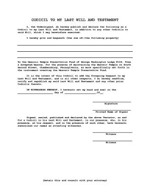 Bill Of Sale Form Wisconsin Last Will And Testament Sle Templates Fillable Printable Last Will And Testament Template Washington State