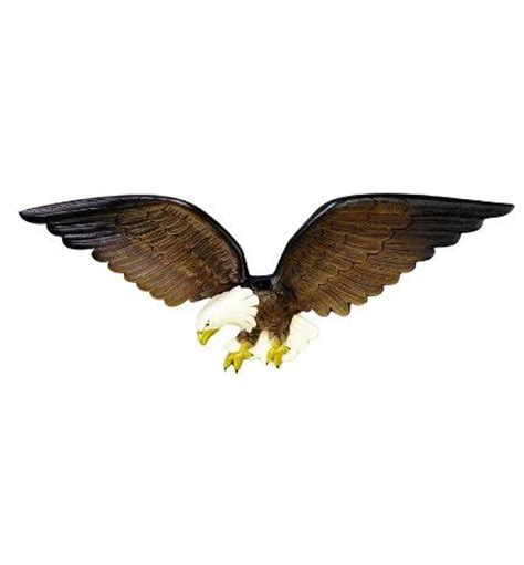 Eagle Decorations by Patriotic Home Decor Eagle With Flag Background Eagle