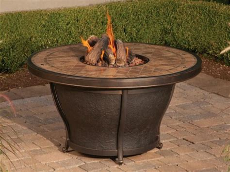 Gas Fired Pits Gas Pit For Deck Pit Design Ideas