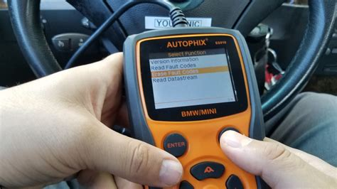 bmw dtc fault how to read bmw fault codes