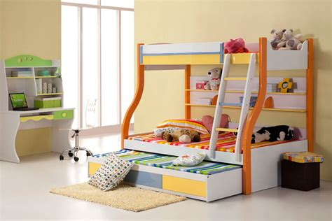 kids bed room beautiful and simple interior design kids bedroom