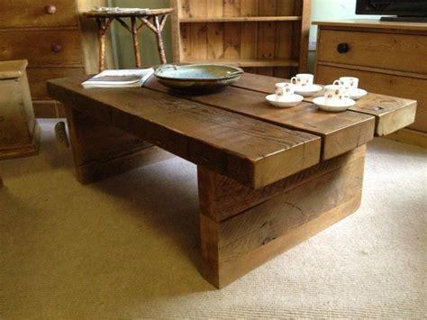 chunky pine coffee table coffee table design ideas