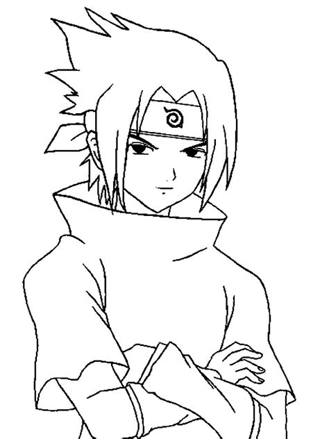 imagenes de sasuke y sakura para dibujar a lapiz dibujos para colorear sasuke uchiha para desarrollar la