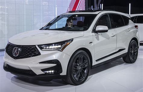 What Will The 2020 Acura Rdx Look Like by 2020 Acura Rdx Aspec Exterior Interior Review Feature