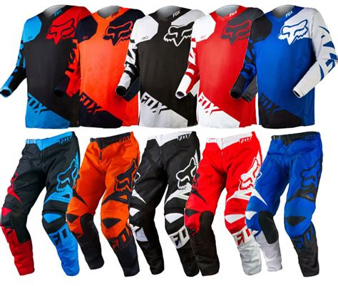 fox motocross gear combos fox 2015 motocross gear line product spotlight