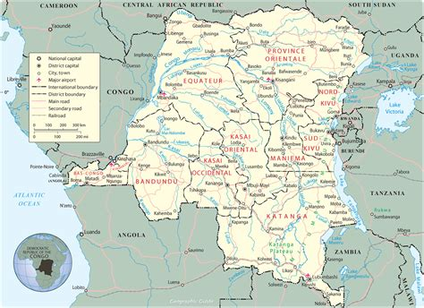 congo map democratic republic of congo map pictures to pin on pinsdaddy