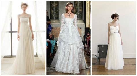 imagenes de vestidos de novia corte imperio vestidos de novia corte imperio casamientos online