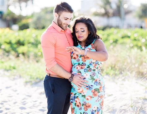 Maternity Photos by Beachside Maternity Photos Turns Into