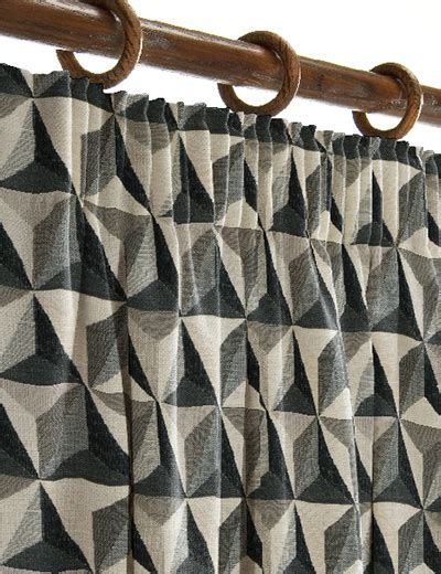 next made to measure curtain fabric curtain details for rotorua black white next made to
