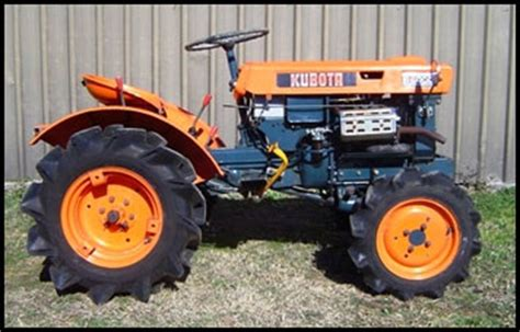Kubota B6000 Specifications Attachments