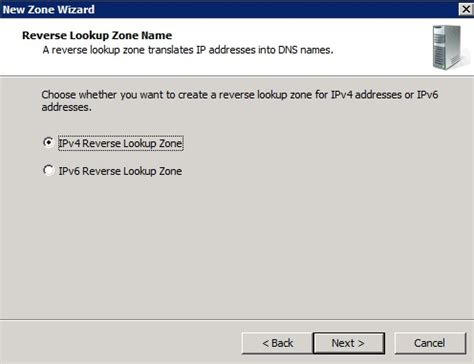 Ipv6 Ip Address Lookup Installing And Configuring A Dns Server In Windows Server 2008 Interserver Tips