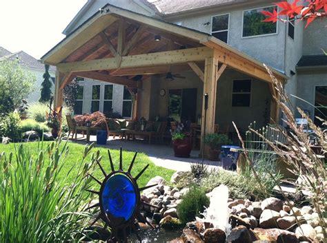 Rustic Screen Porches ? Columbus Decks, Porches and Patios