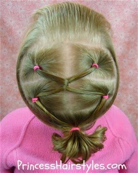 gymnastics hairstyles for fine hair gymnastics hairstyles twist link ponytail hairstyles