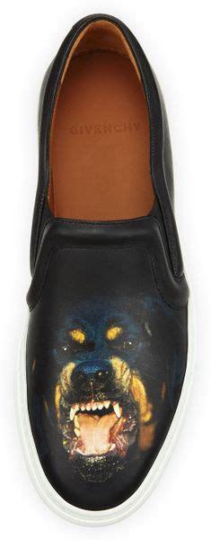 givenchy rottweiler shoes givenchy rottweiler slipon skate shoe in black for lyst