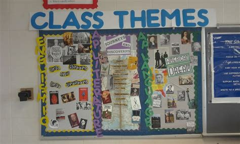 themes for english class pin by jennifer flurry on school pinterest