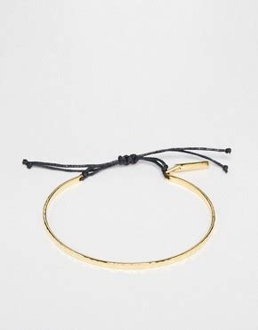 Asos Curb Chain Arm Cuff s bracelets shop for s bracelets asos