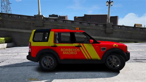 land rover mod land rover bomberos de madrid gta5 mods com