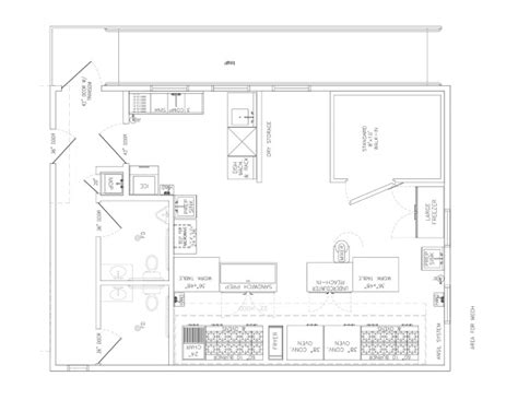 commercial kitchen floor plans commercial kitchen floor plans decor ideasdecor ideas