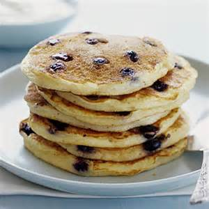 recipe blueberry pancakes easy blueberry pancakes recipe dishmaps