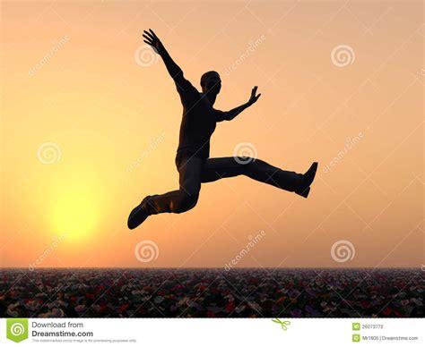 Jump Risk Yellowsun Coach freedom stock photography image 26073772